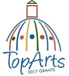 top arts grant logo