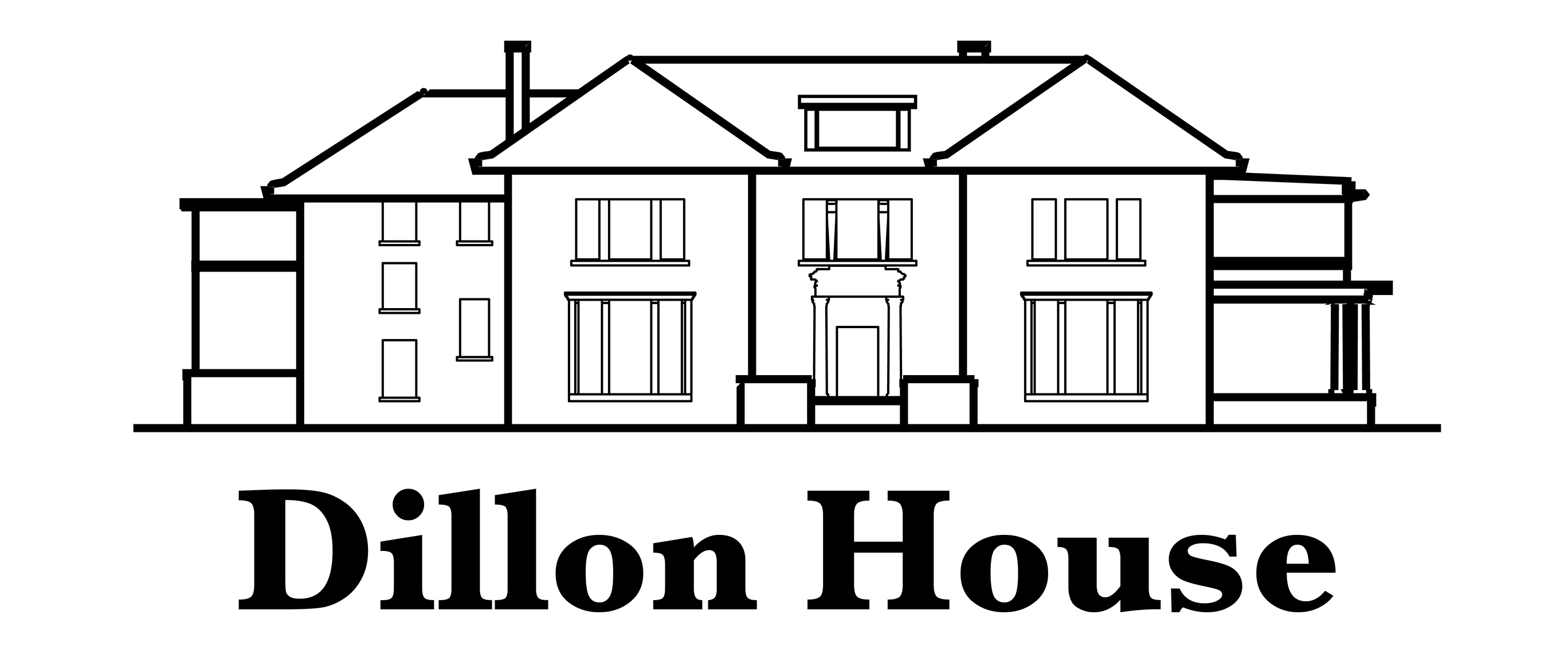 Dillon House Logo