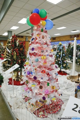 Festival of Trees entry